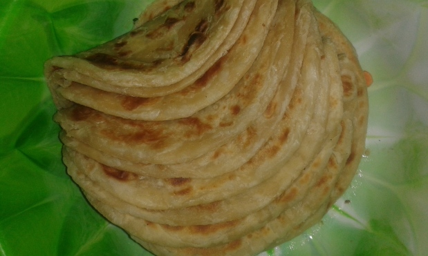 THE SECRET TO SOFT LAYERED CHAPATIS.